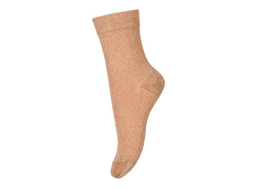 Lulu glitter socks 4155 apple cinnamon
