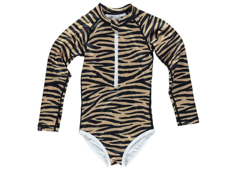 Tiger Shark Suit Cake