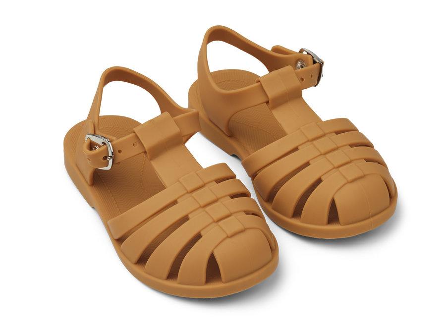 Liewood Bre sandals Mustard