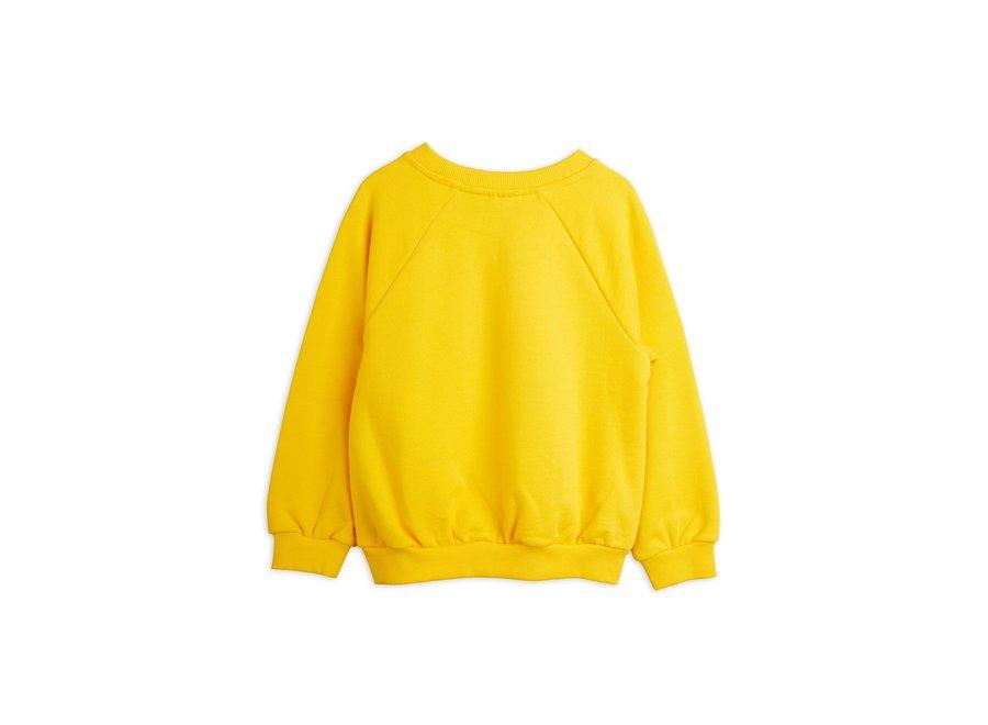 Orca sp sweatshirt yellow