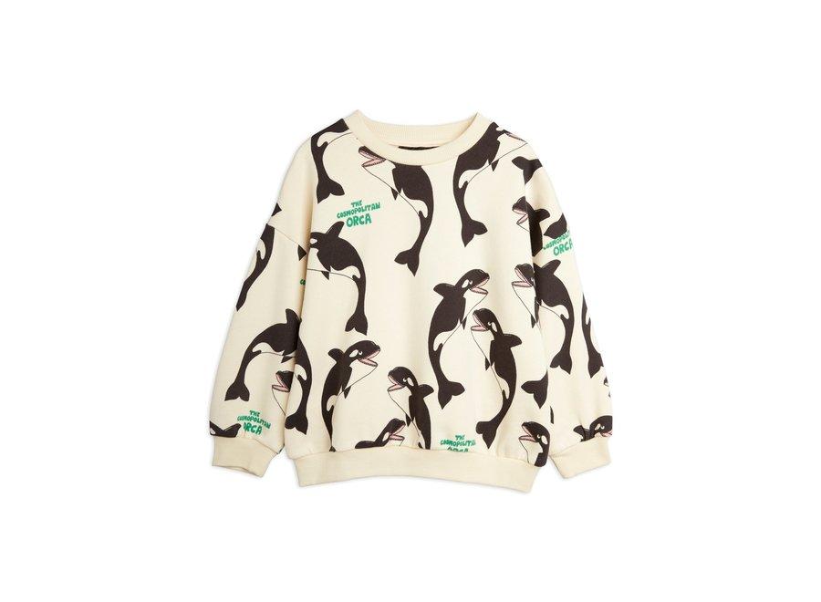 Orca aop sweatshirt