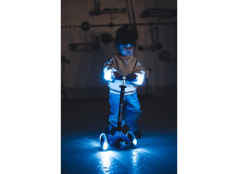 Mini Micro step deluxe aqua Magic LED