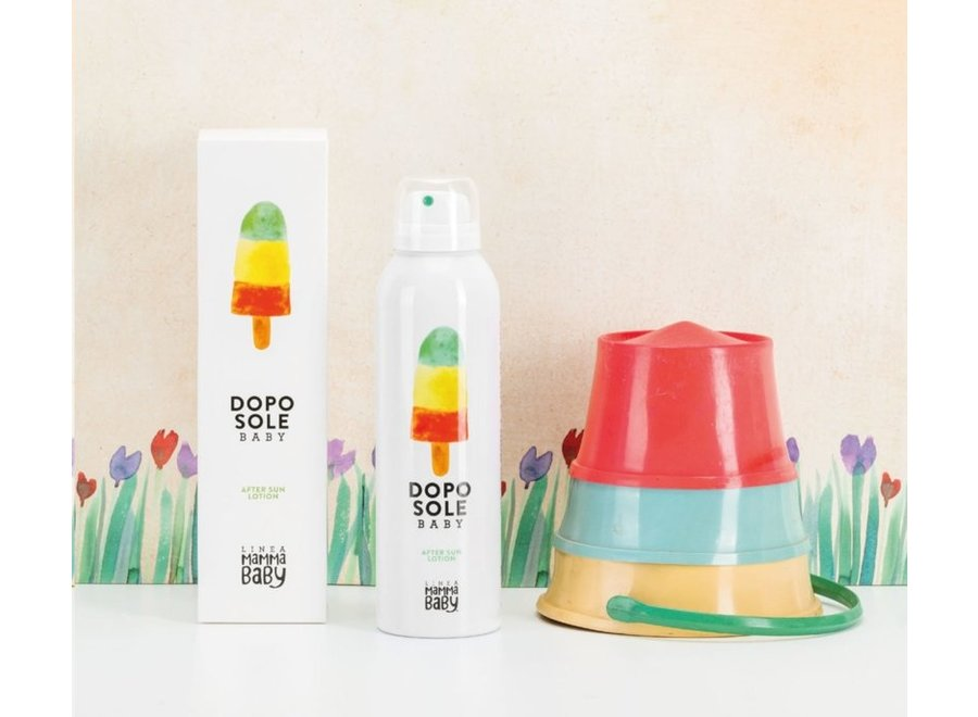 Linea Mama Baby aftersun lotion Dopo Sole 150 ml