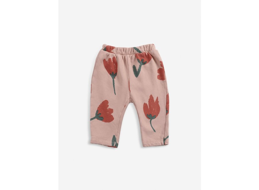 Big Flowers all over jogging pants BABY