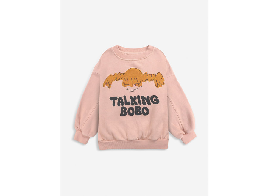 Girl Talk sweatshirt KID