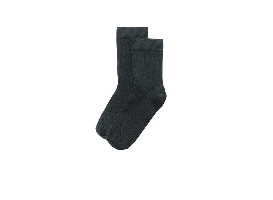Socks Dark Emerald