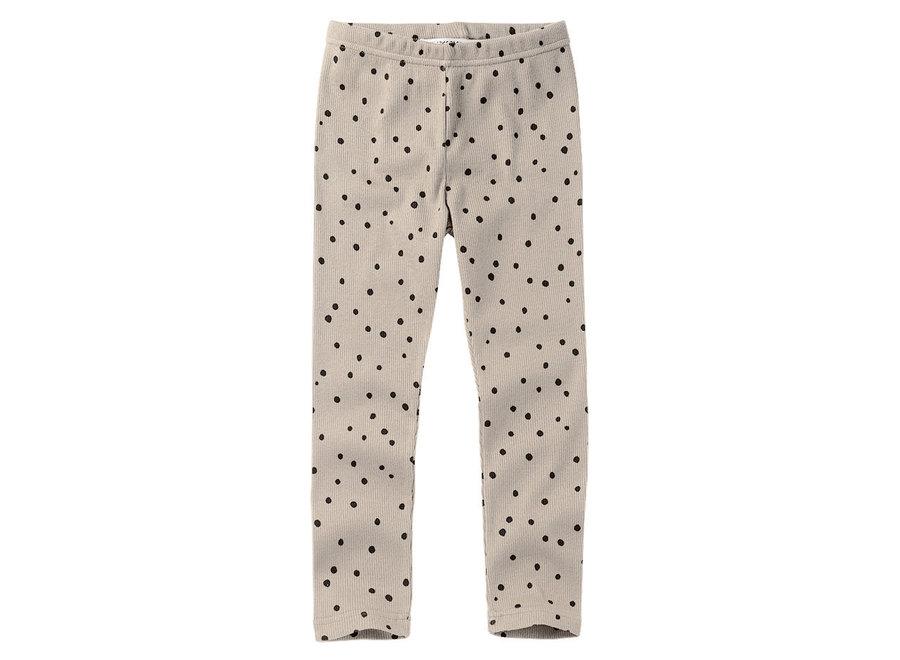Rib Legging Dots