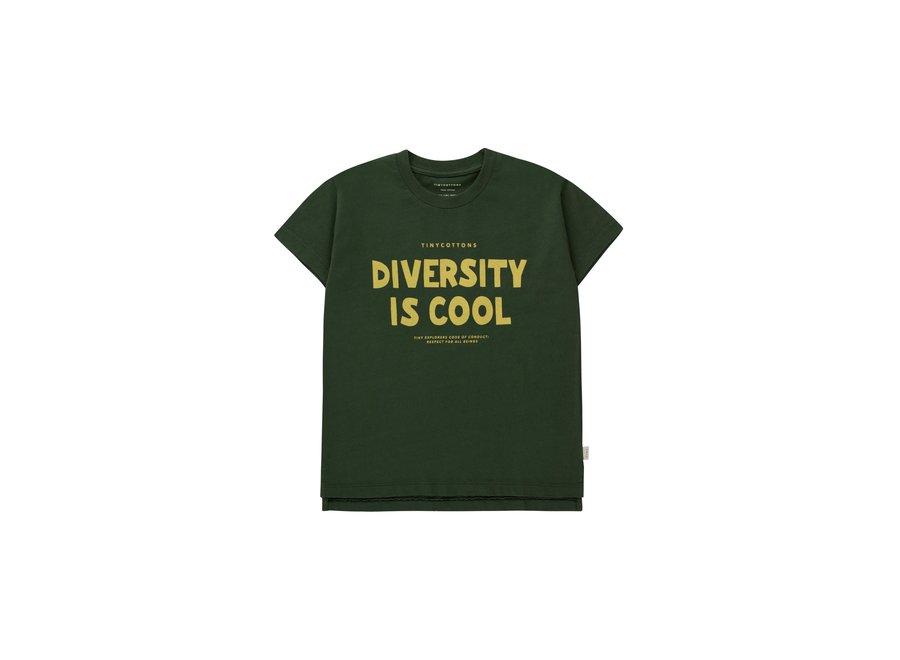Diversity is Cool tee KID