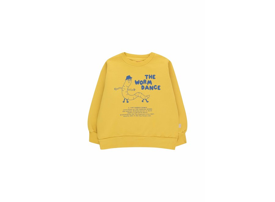 Worm Dance sweatshirt KID