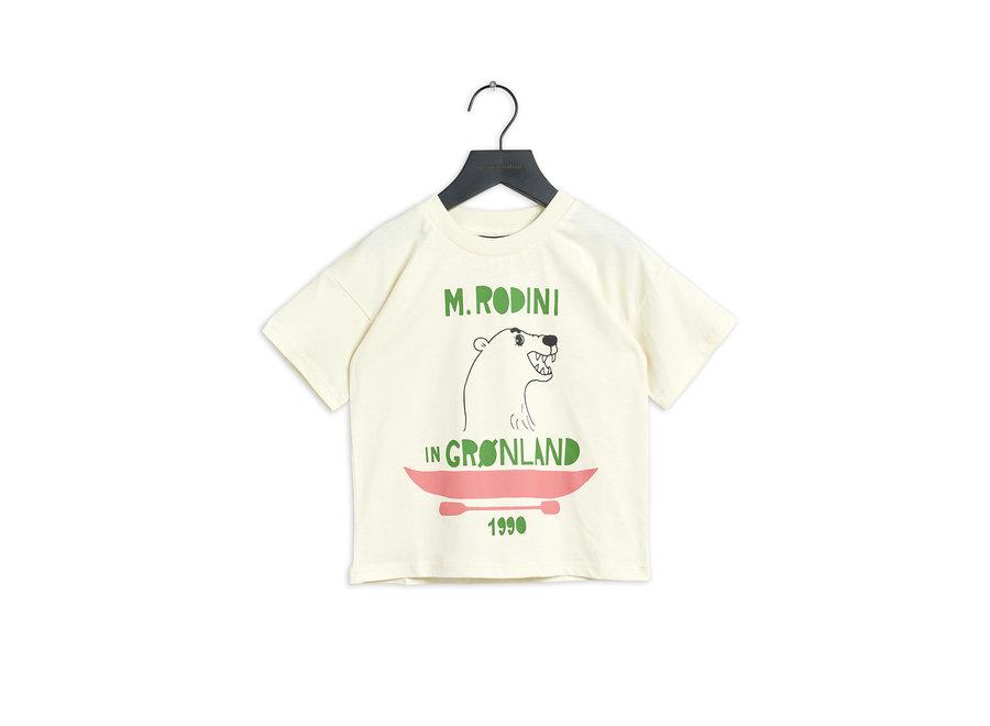 Polar bear sp ss tee