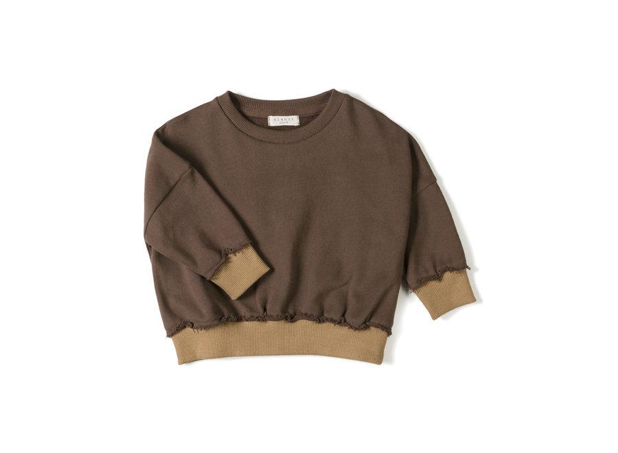 Loose sweater Choco