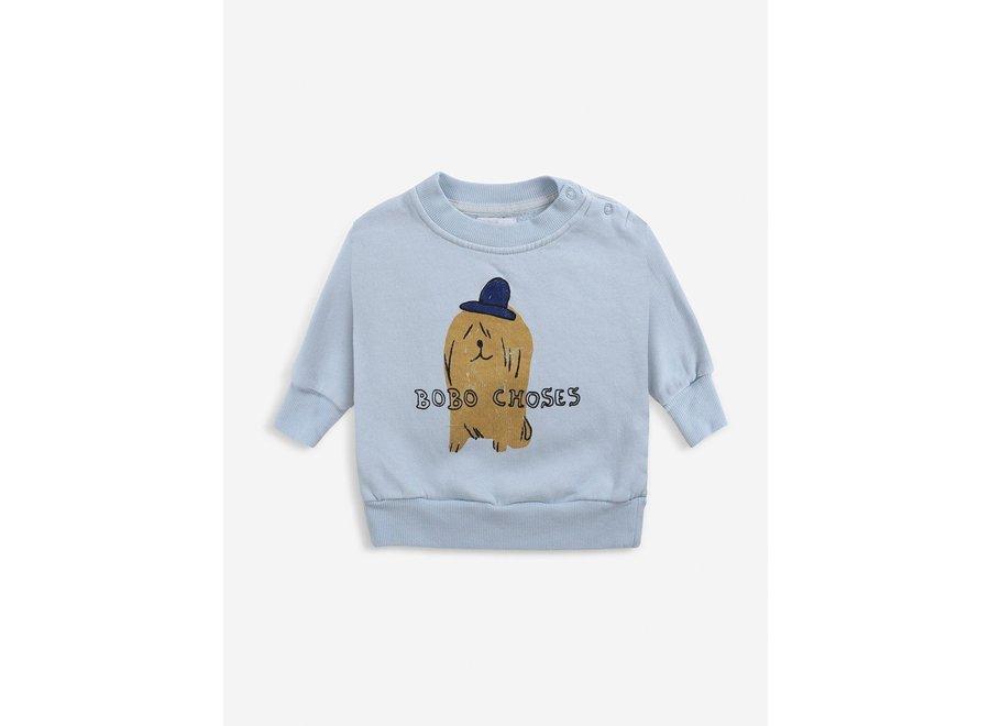 Dog In The Hat sweatshirt BABY