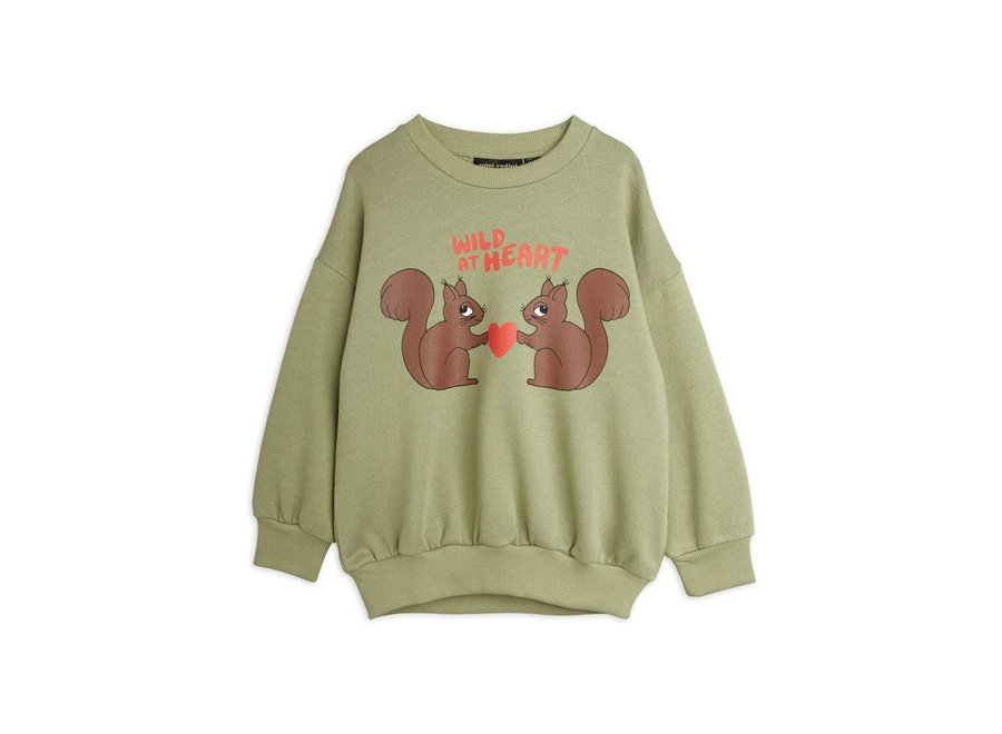 Wild at heart sweatshirt