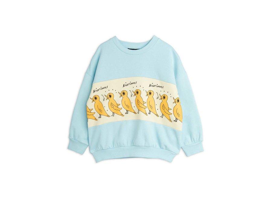 Nightingale sweatshirt blue