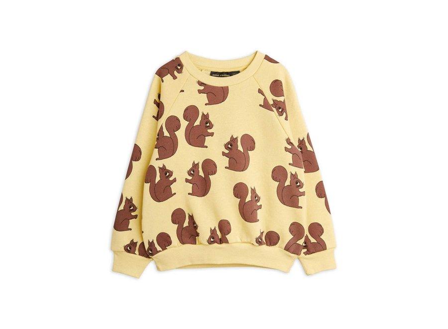 Squirrel aop sweatshirt