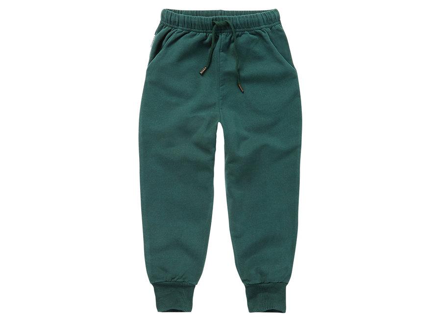 Sweat Pants Dark Emerald