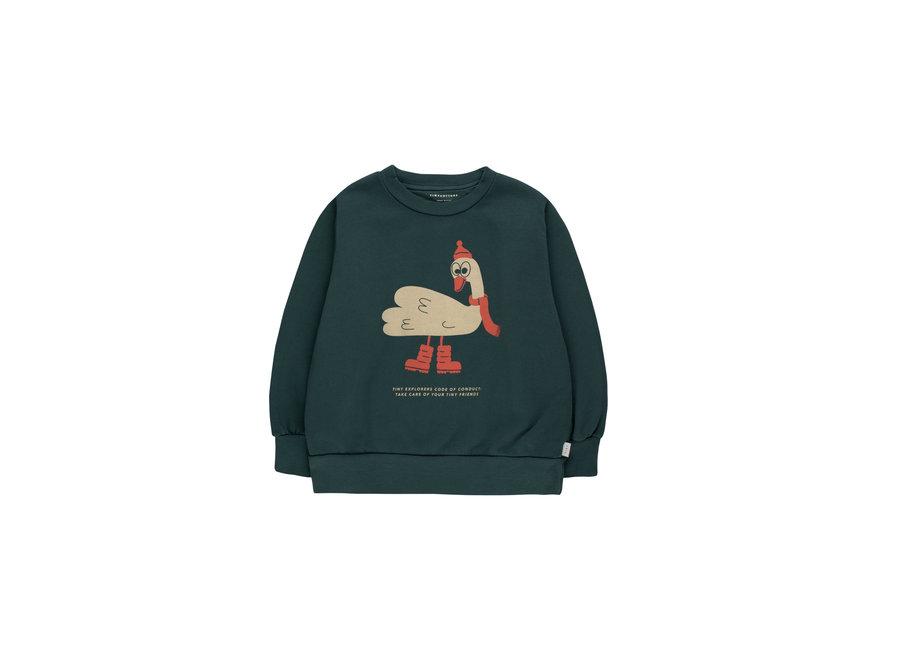 Swan explorer sweatshirt KID