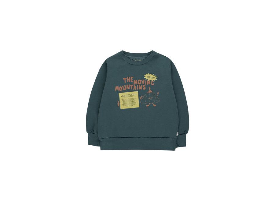 Moving mountains sweatshirt KID