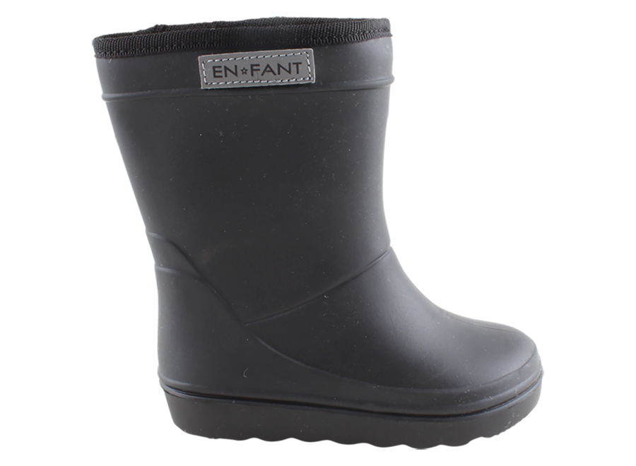 Enfant Thermoboots Black WINTER