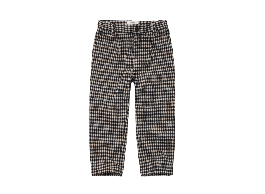 Chino Pants Block Check