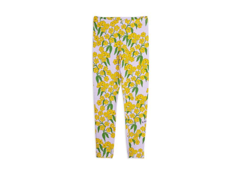 Alpine flowers aop leggings