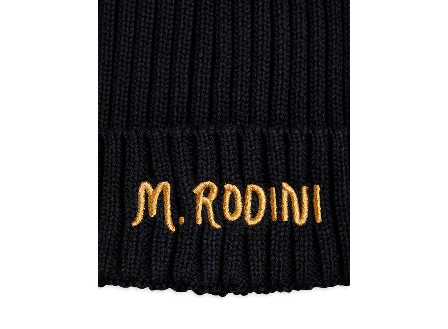 Fold up rib hat