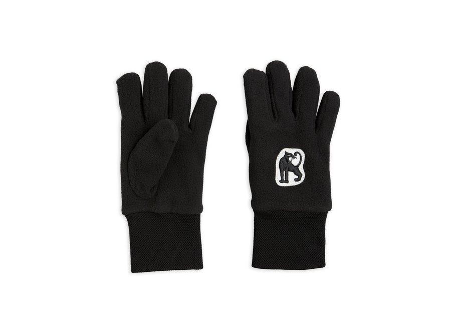 Micro fleece gloves