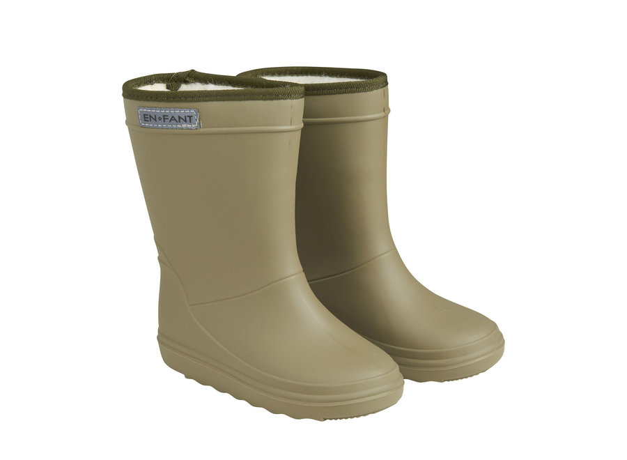 Enfant Thermoboots Dusty Olive WINTER