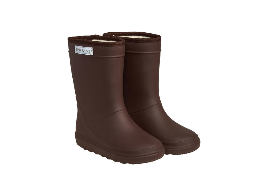 Enfant Thermoboots Dark Brown WINTER