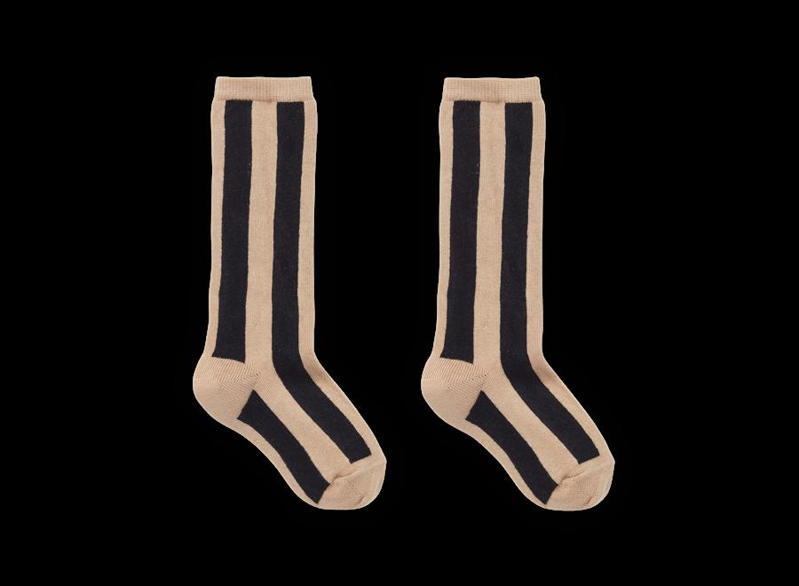 Socks Stripe Nougat