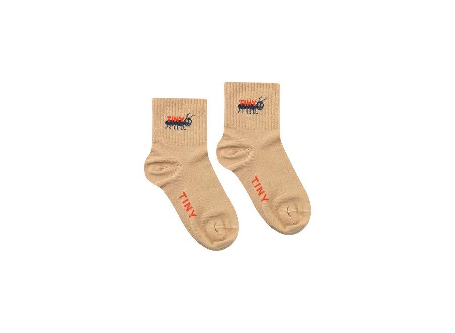 Ant quarter socks
