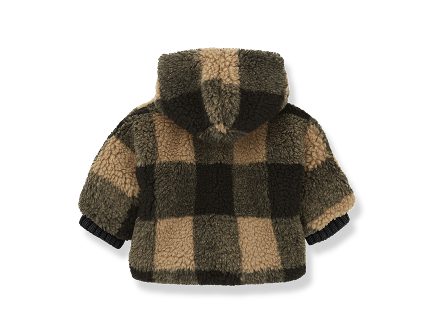 Eugene coat Brandy
