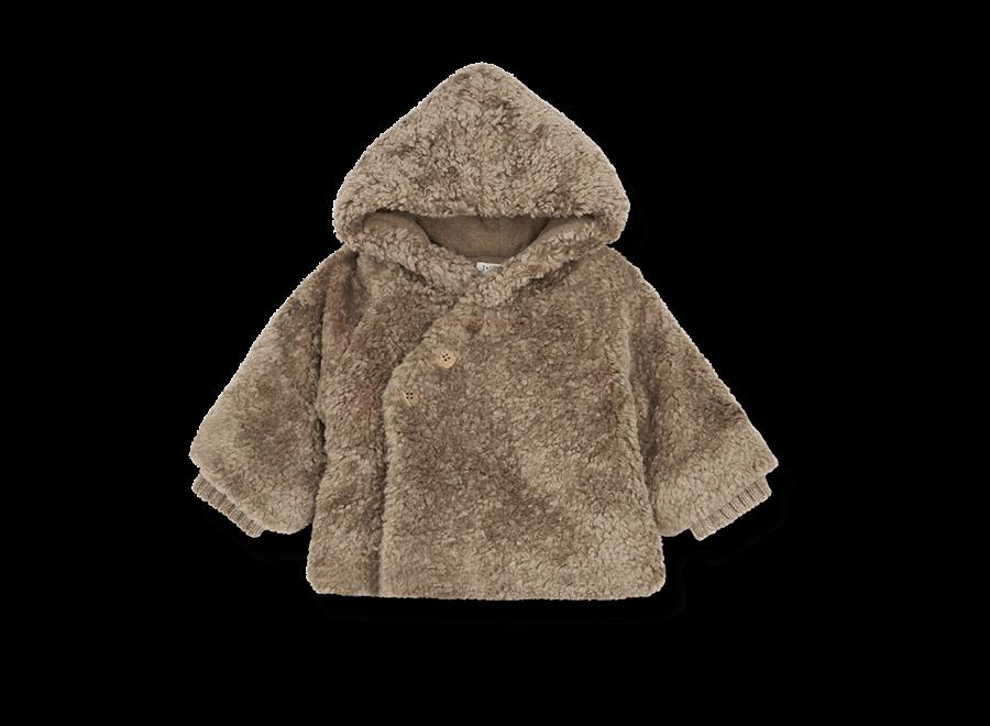 Flora coat Beige