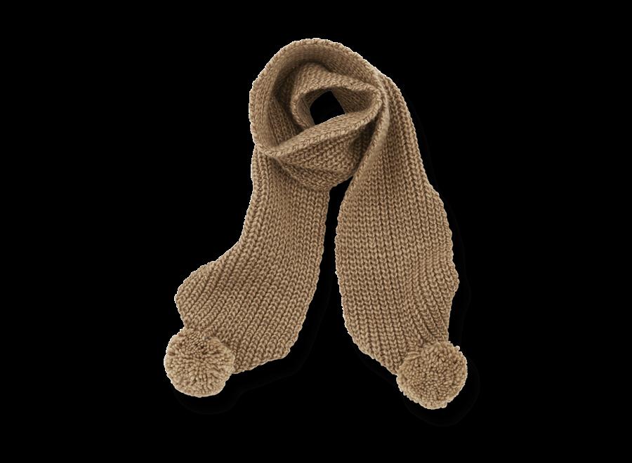 Clyde bb scarf Brandy