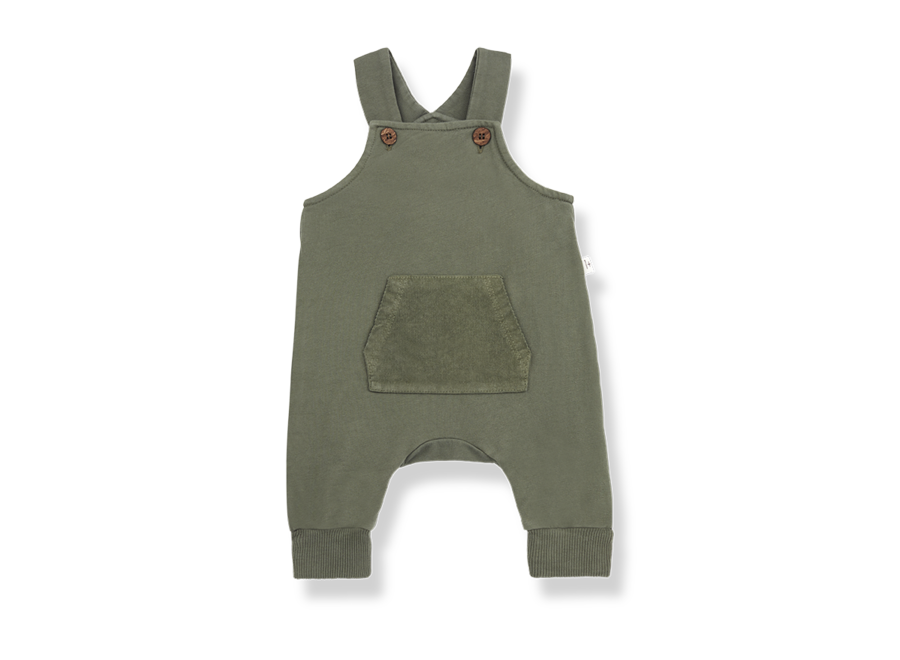 George overall Olive