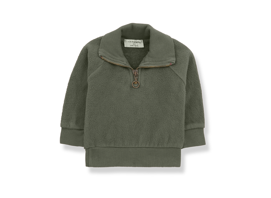 William sweater Olive