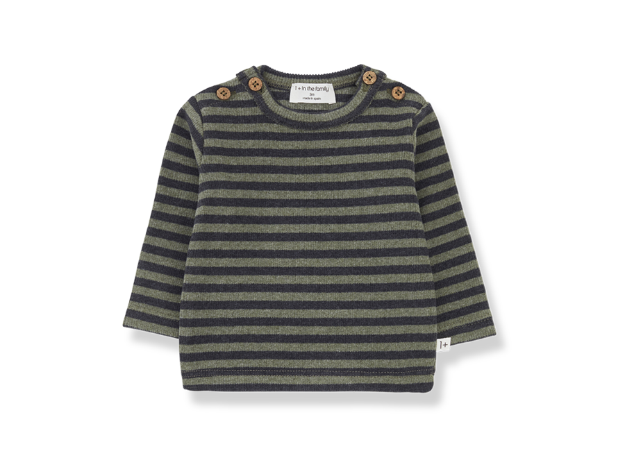 Sandro t-shirt Olive