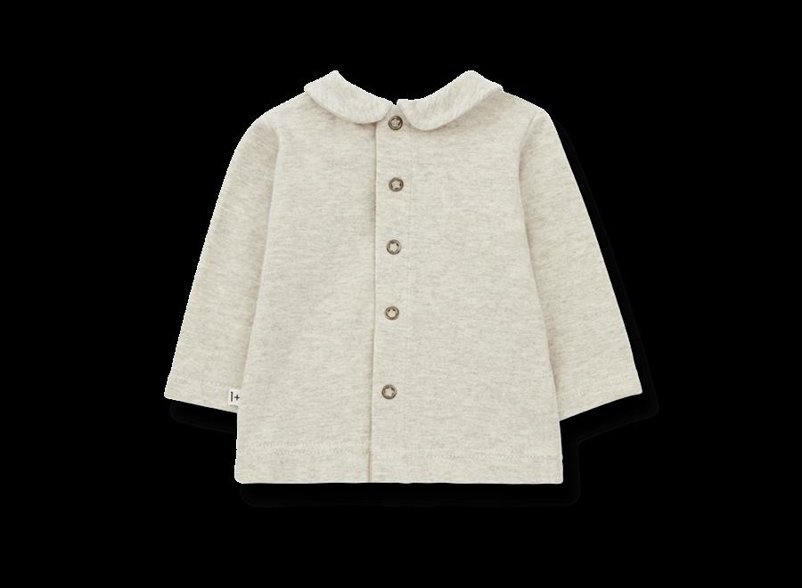 Angelica blouse Alabaster