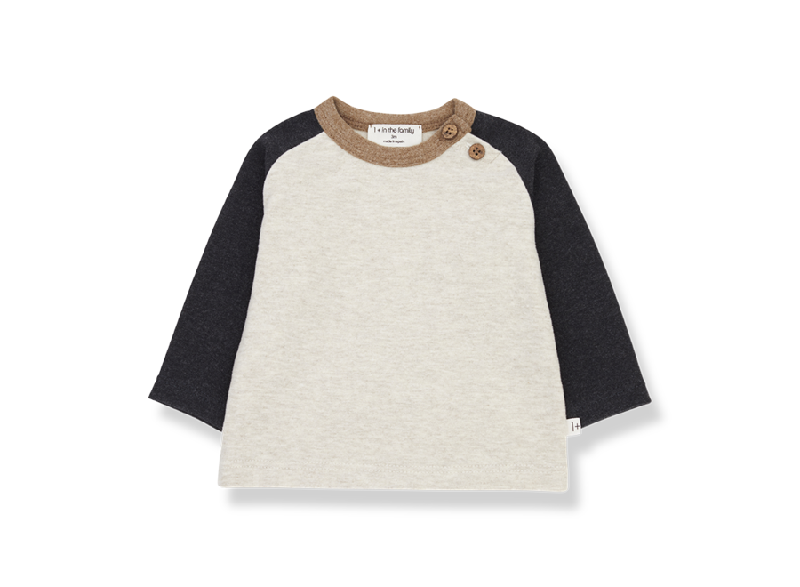 Guim t-shirt Charcoal