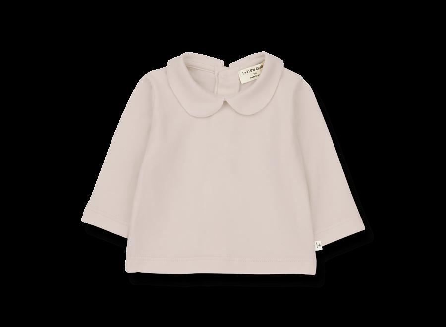 Colette blouse Nude