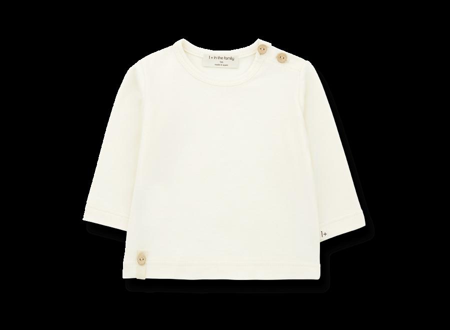 Noelle t-shirt Ecru