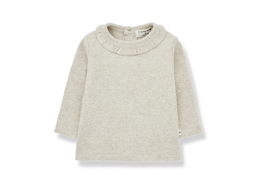 Elia girly t-shirt Alabaster