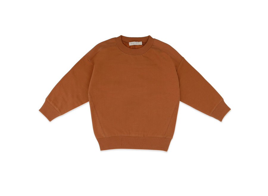 Oversized sweater gingerbread