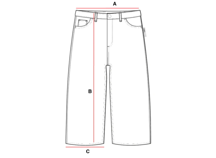 Balanced Bull Jeans