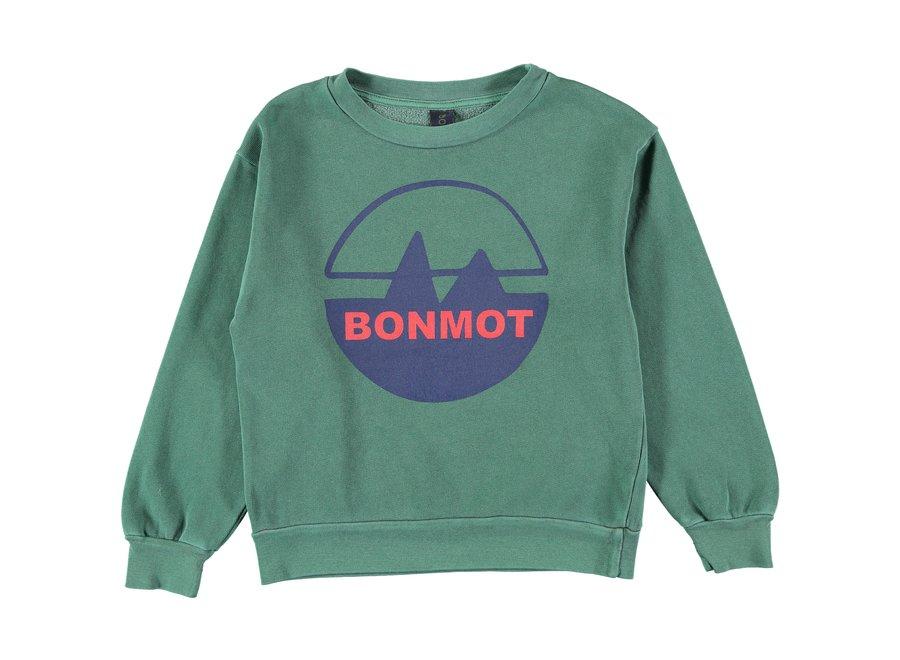 Sweatshirt bonmot mountain Greenlake