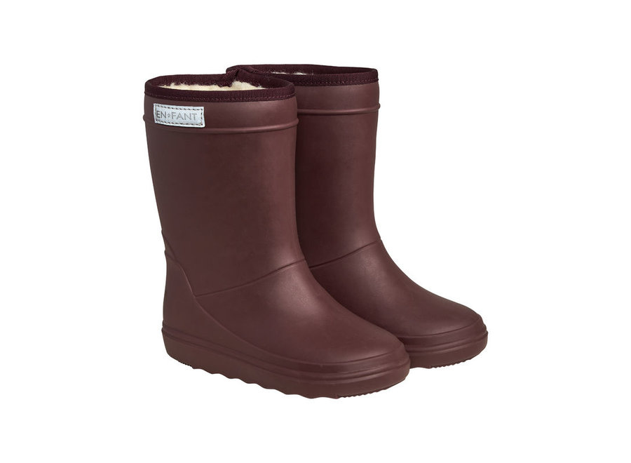 Enfant Thermoboots Vineyard Wine WINTER