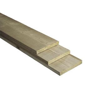 Naaldhout, Celfix (verduurzaamd) plank, fijnbezaagd