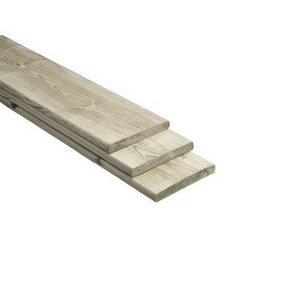 Grenen, Celfix (verduurzaamd) plank, geschaafd (dunnere dikte)