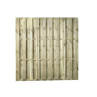 Naaldhout, Celfix (verduurzaamd) Harns rechtscherm, fijnbezaagd