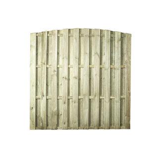 Naaldhout, Celfix (verduurzaamd) Harns toogscherm, fijnbezaagd